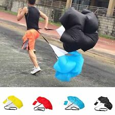 Professional Speed Training Resistance Drag Running Parachute Exercise 4 Colors