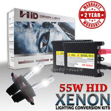 Xenon HID Headlight Conversion Light Kit Hi-Lo Dual Beam 9007 9006 9005 H7 H4 H1