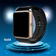 GT08 Bluetooth Smart Watch Clock Support SIM Card For Android Samsung