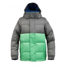 NEW Snow gear Burton Boys Indie Down Snowboard Jacket Youth Snooker/Jet Pack