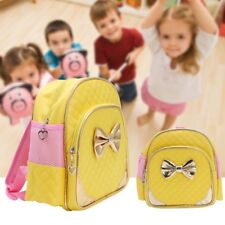 Toddler Kids Fashion Backpack Schoolbag Shoulder Bag Rucksack Children Boys Girl
