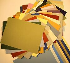 12 Uncut Matboard Mats Archival Quality Blanks Choose Your Matting Size