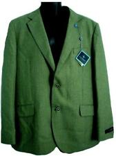 Mens Size 48R Tailorbyrd Collection Jacket Sport Coat Blazer Green Brand New