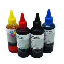 400ML Universal Refill Ink kit for Epson Canon HP Brother Lexmark DELL Kodak Ink