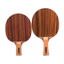 Table Tennis Racket New Ping Pong Paddle Professional Paddles New