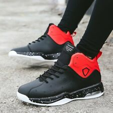 Basketball Sneakers High Top Sports Men Shoes Running Athletic Outdoor Casual Sz