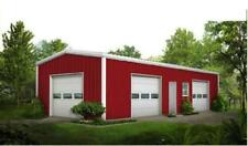 Steel Buildings - 21' Wide Metal Buildings FREE Shipping, Local Installation ava