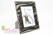 Photo Frames. Nickel Plated Alloy. Picture frame. Wave by Hampton Frames