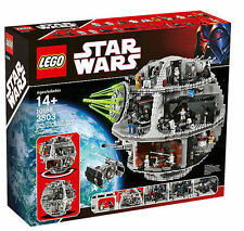 Lego Star Wars 10188 Death Star 2008 Retired New in Sealed Box NISB NIB