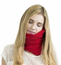 Hold neck support travel pillow long-haul flight scientifically proven headrest