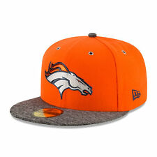 DENVER BRONCOS 2016 NFL DRAFT ON STAGE DRAFT DAY NEW ERA 59FIFTY FITTED CAP HAT