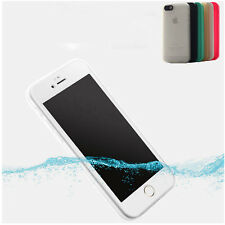 Waterproof Shockproof Dirt Proof Silicone Case Cover Skin For Apple iPhone 5S SE