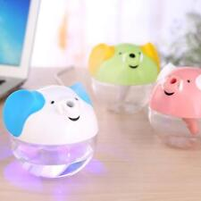 Cute LED Ultrasonic Aroma Humidifier Air Aromatherapy Oil Diffuser Mist Maker