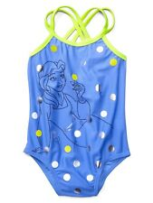 Baby Gap~Girls Disney Belle Princess One Piece Swimsuit~NWT~Sz 12-18M or 18-24M