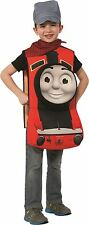 Thomas James Costume Toddler Child Friends Tank Train Engineer Kids Halloween