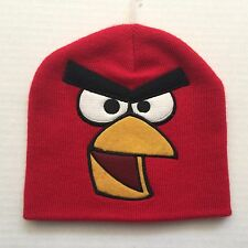 Unisex Boy's or Girl's Angry Birds Beanie NEW WITHOUT TAGS