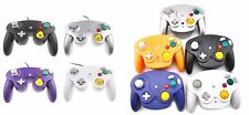 For GameCube NGC GC Wii Controller Dual Analog Wired Wireless Game Nintendo