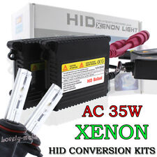 AC 35W Xenon light HID Conversion Kit Headlight Fog For CHEVY All Sizes & Colors