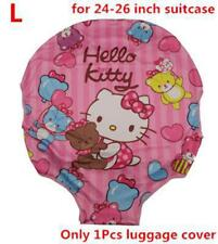 Hello Kitty Elastic Luggage Protective Cover Girl's Travel Trolley Suitcase Dust
