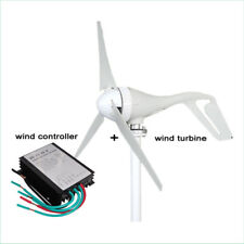 400W 12v 24V Wind Turbine Generator With Auto Waterproof Wind Charge Controller