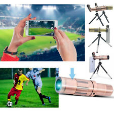 Universal 20x Optical Zoom Telescope Camera Telephoto Lens For iPhone Cellphone