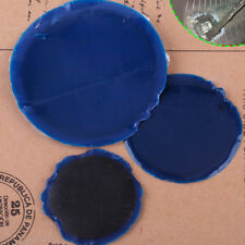 15x Car Rubber Radial Tire Repair Round Patch Tool Assortment Small Medium Large