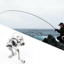 Gear Ratio 5.1:1 6BB Ball Bearings Fishing Spinning Reel Left/Right ABS Spool Ex