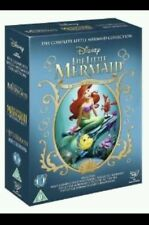 The Little Mermaid Collection [DVD] [1989] (Box set)