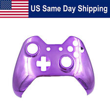 Protector Shell Front Upper Case Chrome Custom Modded for Xbox One Controller