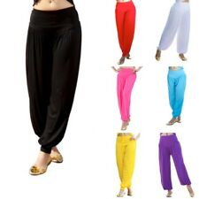7 Colors Lady Harem Yoga Pant Belly Dance Costume Tribal Pantalons Trouser Boho