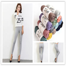 FASHION WOMENS LADIES SLIM TROUSERS THERMAL LONG BOTTOMS TROUSERS WINTER GIFT