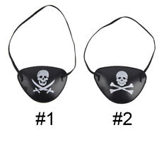 New Arrival Pirate Eye Patch Skull Party Favor Bag Costume Kids Toy Gifts NM