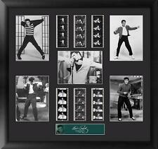 Rocking Elvis Presley Large Film Cell Montage Series 4