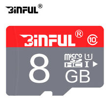 Big Sale OFF Micro SD Card 8GB TF Card SDHC Class10 High Speed With Adapter