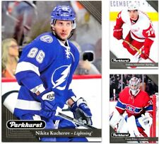 2017-18 Parkhurst Black Parallel **** PICK YOUR CARD **** From The SET