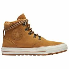Converse Chuck Taylor All Star Ember Boot Hi Hazel Egret Womens Suede Trainers