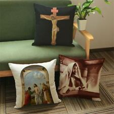 Vintage Style Washable Square Shape Cushion Cover For Home Decor P142