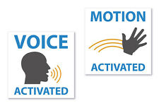 Voice & Motion Activated Prank Stickers for Hilarious Jokes. Funny Gag Gift!
