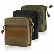 Waterproof Military MOLLE EMT First Aid Kit Survival Gear Bag Tactical Multi Med