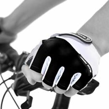 Men Cycling Gloves Half Finger Bicycle Gloves Anti-slip MTB Motorcycle Gloves Gu