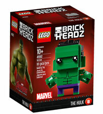 LEGO® Brick Headz #8 THE HULK Marvel Avengers Brickheadz Box Set 41592 - SEALED