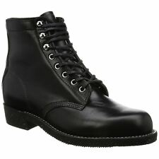 Chippewa 1939 Original Service Black Mens Leather Lace-up Utility Ankle Boots