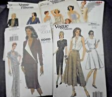 VOGUE ladies sewing patterns -Select a Pattern - Skirts, Pants Jacket,Tops