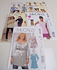 McCALLS Assorted ladies sewing patterns You  Choose ALL UNCUT sz from 8-16