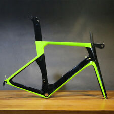 ONE PIECE MONOCOQUES Carbon Fiber Road bike bicycle frame fork stem seatpost