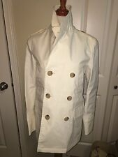 NW Burberry London Welbeck Double Breasted Cotton Trench coat Jacket 40 42 $1795