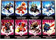 Skylanders Giants Topps - Base Cards #1 - 32- You Choose *+ FREE shipping
