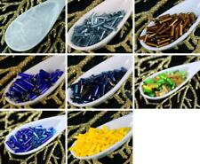 20g Czech Glass Seed Beads PRECIOSA Tube Pearls Rocaille Spacer 7mm