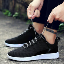 Mens Running Shoes Sneakers Breathable Casual Outdoor Athletic Sports Casual New