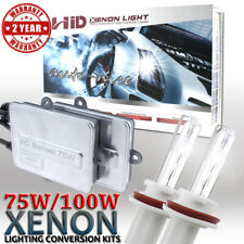 AC 55W/75W/100W Xenon HID Headlight Conversion Kit For Chevy Avalanche 06-11 H11